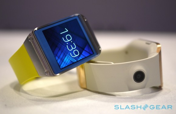 Samsung Galaxy Gear - Android Wearable Watch