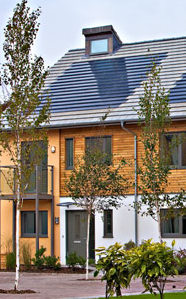 Graylingwell Park solar roof